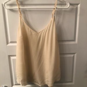 Wilfred Tops - Wilfred 100% silk camisole